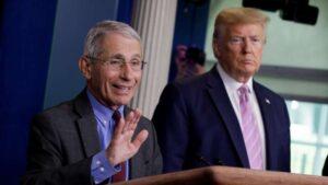 Let's stop this nonsense and fight coronavirus, Fauci tells White House team