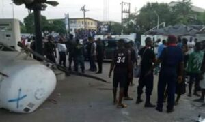 Woman, four children die from gas explosion in Imo