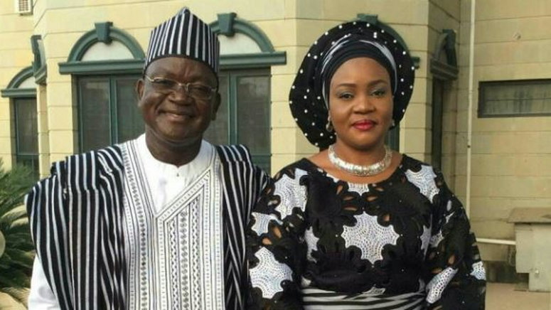 Photo of Eunice Ortom, Benue First Lady, son, staff test positive for COVID-19