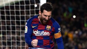 Man City deny making £430m offer for Messi