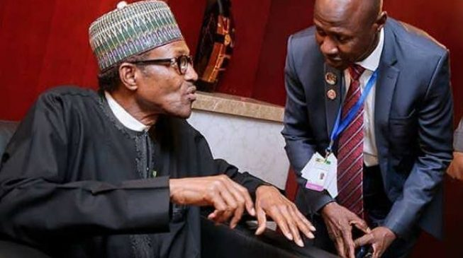Corruption in NDDC, EFCC, NSITF: Presidency blasts TUC over planned protest against Buhari's 'inaction'