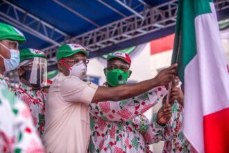 Edo 2020: Vote for me, I'll work for you, Obaseki tells electorate