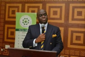 Communications Expert, Richie Dayo Johnson is dead