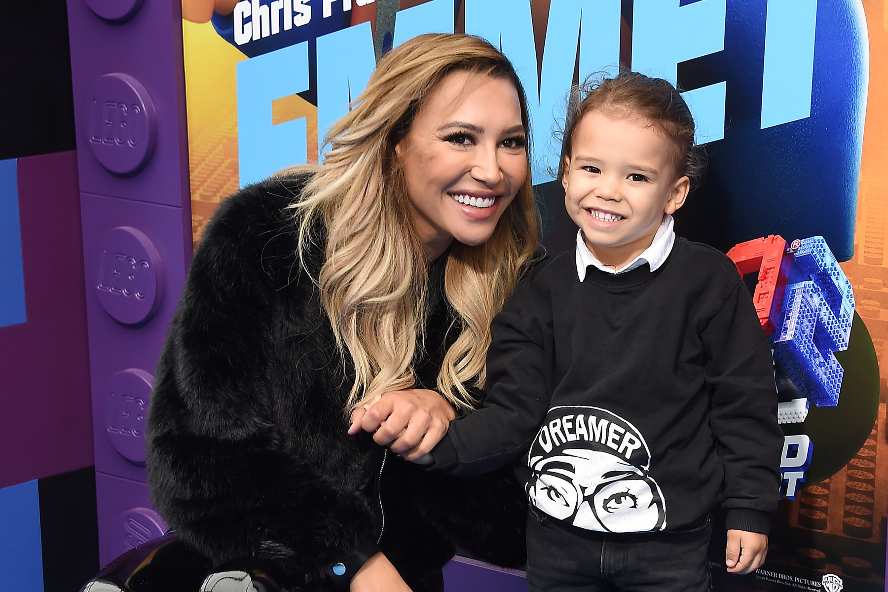 Photo of Actress Naya Rivera declared missing after trip to Los Angeles lake with four-year-old son