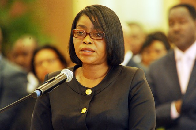 Photo of Gabon appoints first female Prime Minister