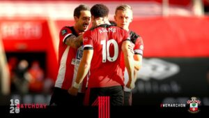 Southampton beat Man City 1-0