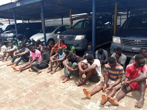 Photo of How I initiated five kids into secret cult, 20-year-old suspect confesses