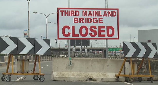 Photo of FG to shutdown Third Mainland Bridge for another 72 hours
