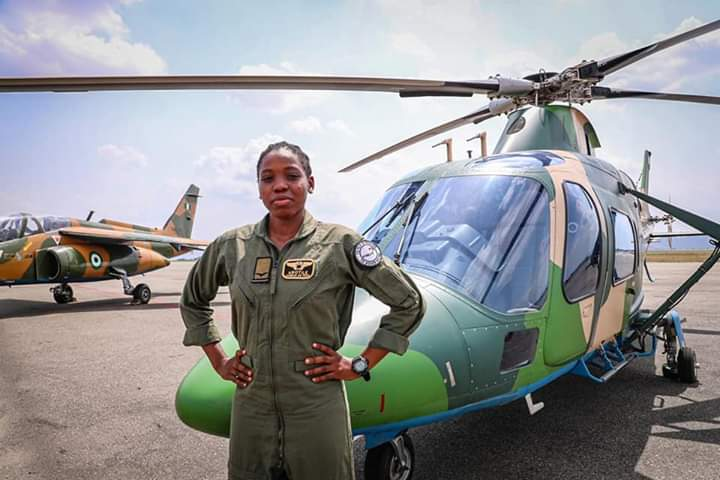 Photo of JUST IN: NAF releases bit-by-bit details of late Flying Officer Tolulope Arotile's death