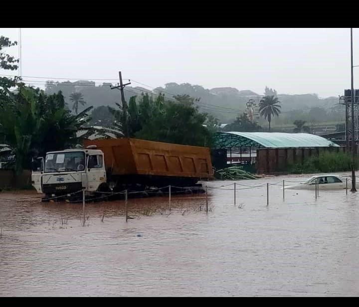 Photo of Ogun: Properties Submerged in Fresh Flood (photos)