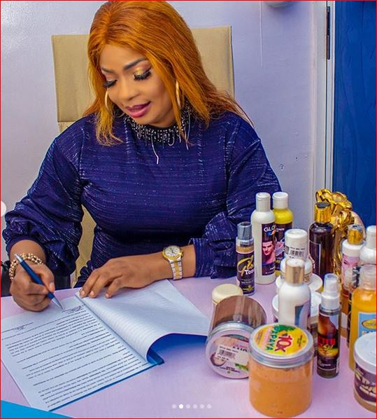 Photo of Photo: Nollywood actress Laide Bakare bags 'huge' endorsement deal