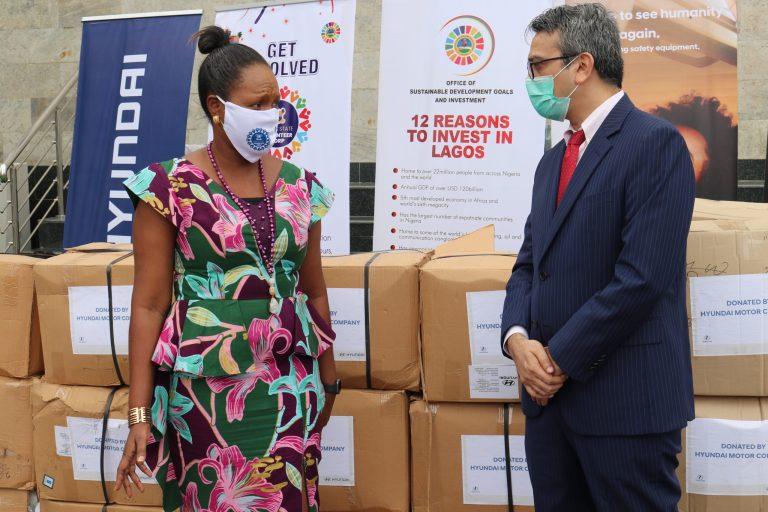 Photo of Hyundai donates PPE worth N35m to Nigeria