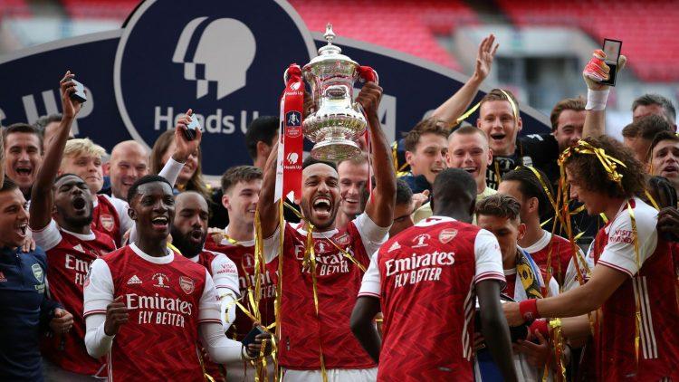 Photo of Few days after winning FA Cup, Arsenal sacks 55 staff
