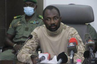 JUST IN: Mali's military junta names new transition president, vice president