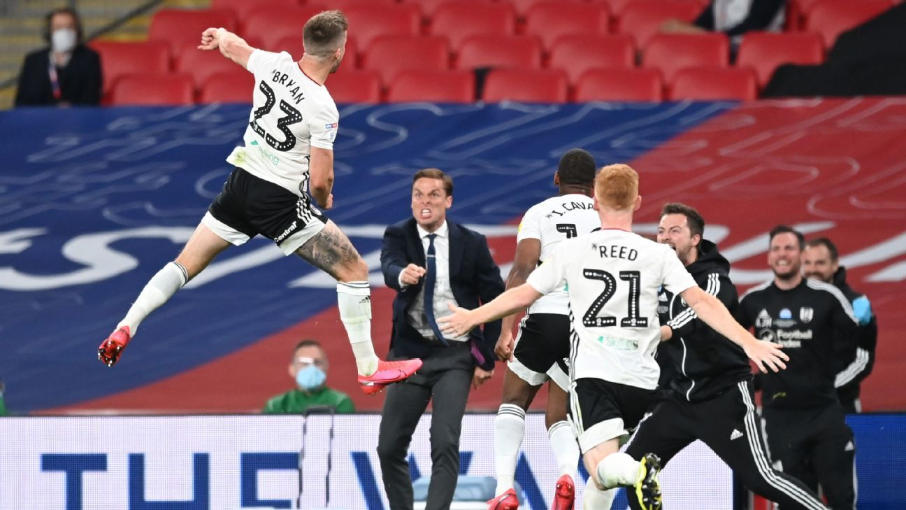 Photo of Fulham return to English Premier League