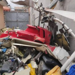 AIB releases preliminary report on Lagos Helicopter Crash