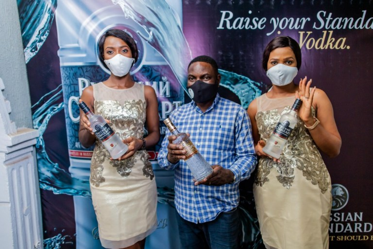 Photo of Russian Standard Vodka launches in Nigeria