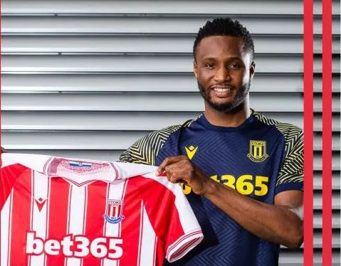 Photo of Mikel captains Stoke City to first home win