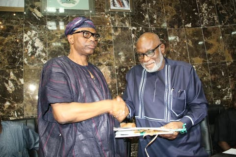Akeredolu denies plans to drag ex-gov Mimiko before EFCC