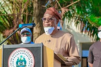 #EndSARS: Oyetola imposes 24-hour curfew on Osun