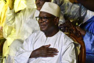 Ousted Malian President Keita flown abroad for treatment