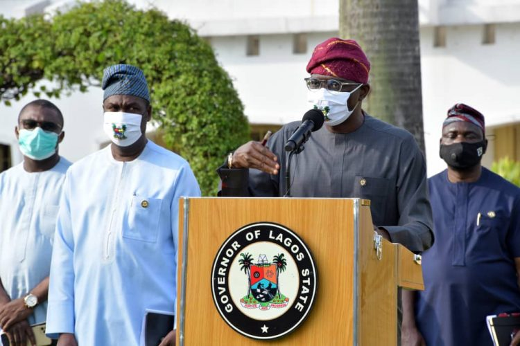 Photo of Yuletide: Lagos launches mass vaccination programme over fears of COVID-19 fourth wave