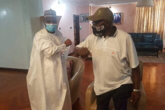 Obasanjo, Tambuwal hold meeting in Ogun
