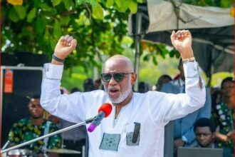 Ondo teachers endorse Akeredolu for re-election