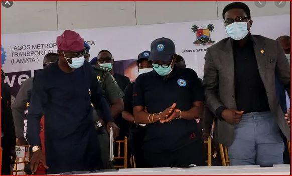 Photo of LASG inaugurates Oshodi-Abule Egba BRT lane