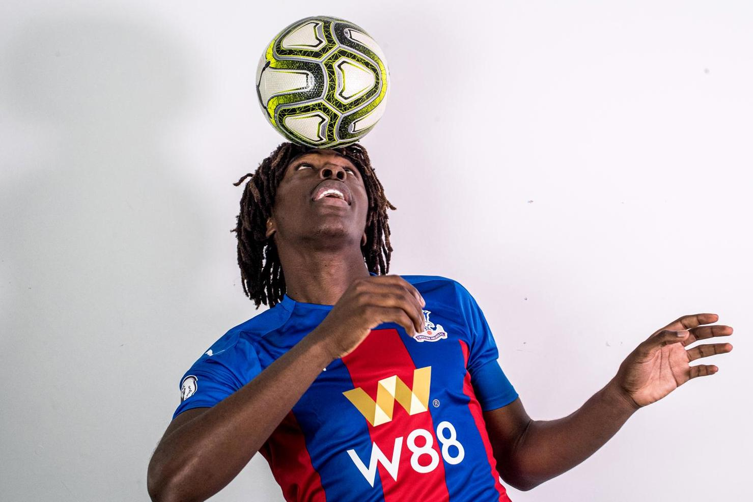 Photo of Eberechi Eze joins Crystal Palace on five-year deal