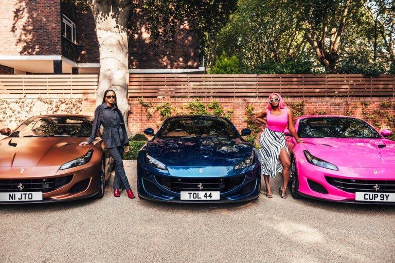 Photo of Otedola splashes N300m on Ferrari cars for daughters