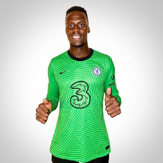 Photo of Photo: Chelsea sign new goalkeeper Edouard Mendy