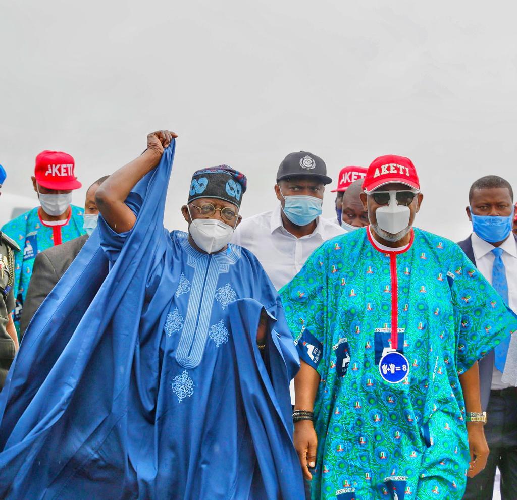 Photo of 2023: Tinubu is 'capo' of Southern Nigeria politics – Akeredolu