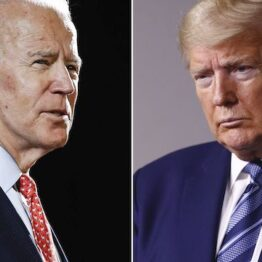 Trump, Biden clash sharply over pandemic in less chaotic final presidential debate