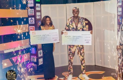 Photo of Photo: Damilare, Christiana emerge winners of Big Dreams Nigeria Talent Show