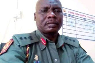 Nigerian Army Colonel Bako dies in Boko Haram ambush
