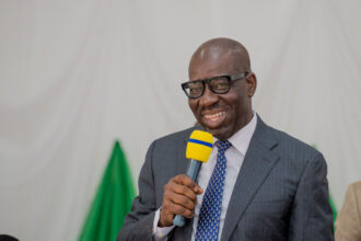 #Edo2020: INEC declares PDP's Godwin Obaseki winner of Edo governorship poll