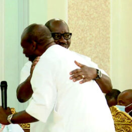 Edo Poll: Ize-Iyamu denies begging Obaseki to return to APC