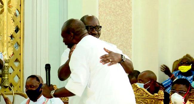 Photo of Edo Poll: Ize-Iyamu denies begging Obaseki to return to APC