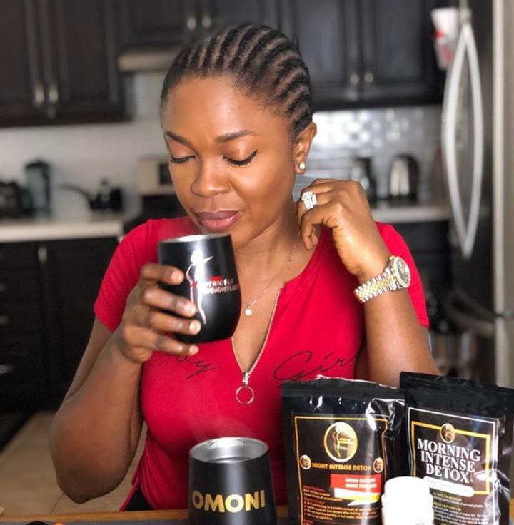 Photo of Actress Omoni Oboli advises women to pamper themselves