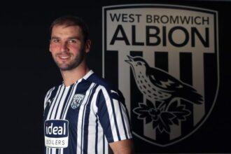 Former Chelsea defender Ivanovic debuts for West Brom