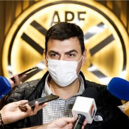 Paraguayan club president banned for life by FIFA