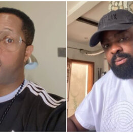 Two top Nollywood actors fight dirty over social media posts