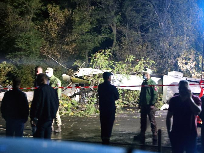 Photo of Photo: Military plane carrying air force cadets crashes, 22 dead