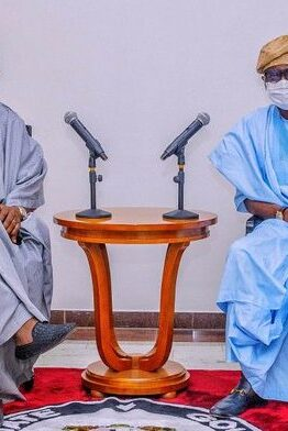 Ondo 2020: Sanwo-Olu drums support for Akeredolu's re-election