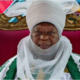 Emir of Zazzau: El-Rufai declares public holiday, three days of mourning