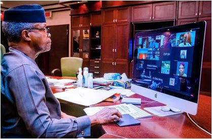 Photo of FG's Goal To Lift 20m Nigerians Out Of Poverty In Two Years Now Within Reach – Osinbajo