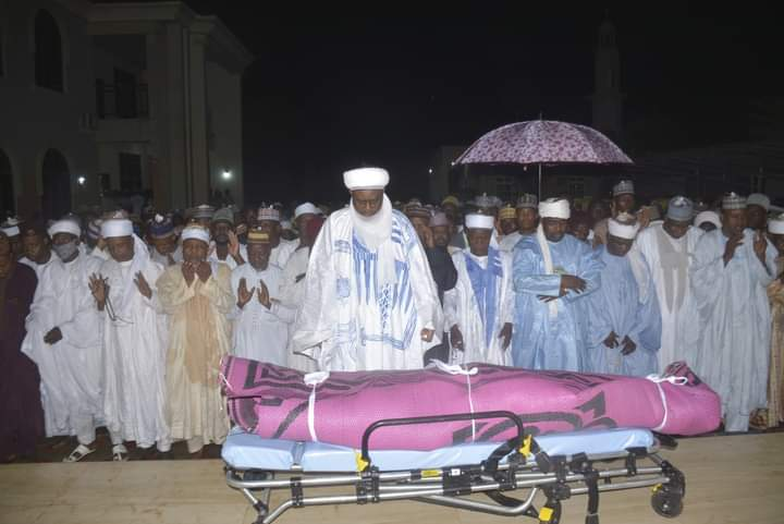 Photo of Ex-Sokoto Gov, Wamakko loses 23-year-old daughter