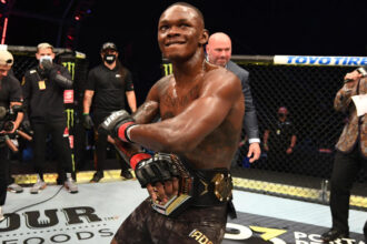 BREAKING: Nigeria's Israel Adesanya knocks out Paulo Costa in second round, retains UFC title