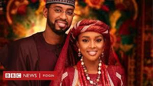 Photo of Photos/Video: Buhari's daughter Hanan weds in Aso Villa